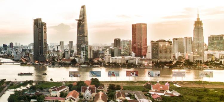 4 yếu tố khiến thị trường địa ốc Tp.HCM tăng nóng trong năm Mậu Tuất