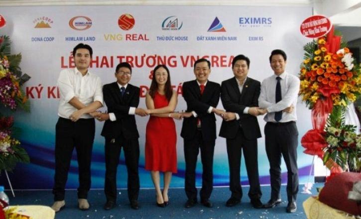 VNGREAL trở thành đối tác chiến lược của nhiều doanh nghiệp bất động sản lớn