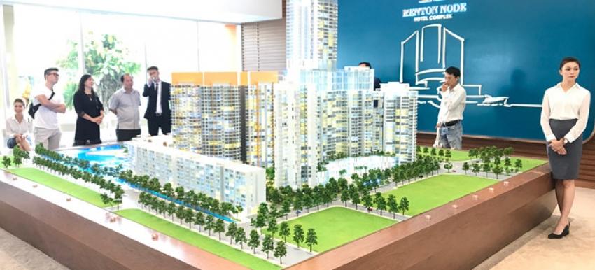 Cả năm, chỉ có một dự án bất động sản được chấp thuận chủ trương đầu tư