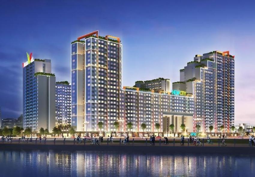 Dự án New City Thủ Thiêm Quận 2