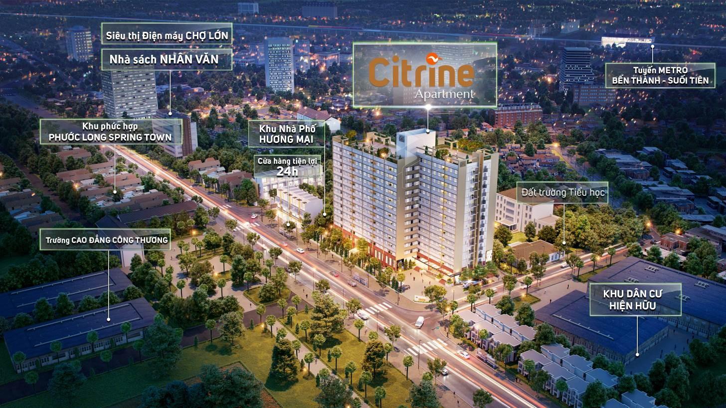 citrine-apartments